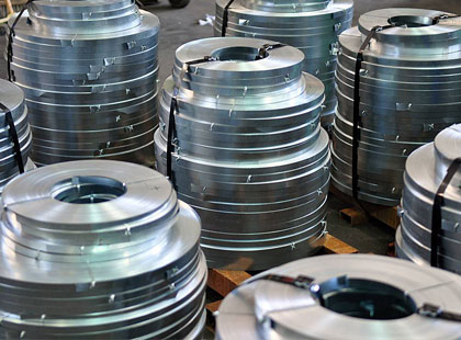Stainless Steel Coils Strips Manufacturer Exporter